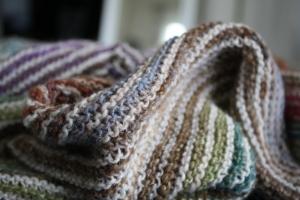 garter close-up
